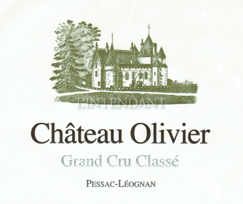 L 39 intendant for Chateau olivier